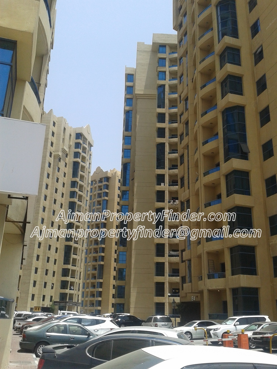 1 Bhk for Sale in Al Khor Towers Ajman   Freehold Property for Sale in Ajman