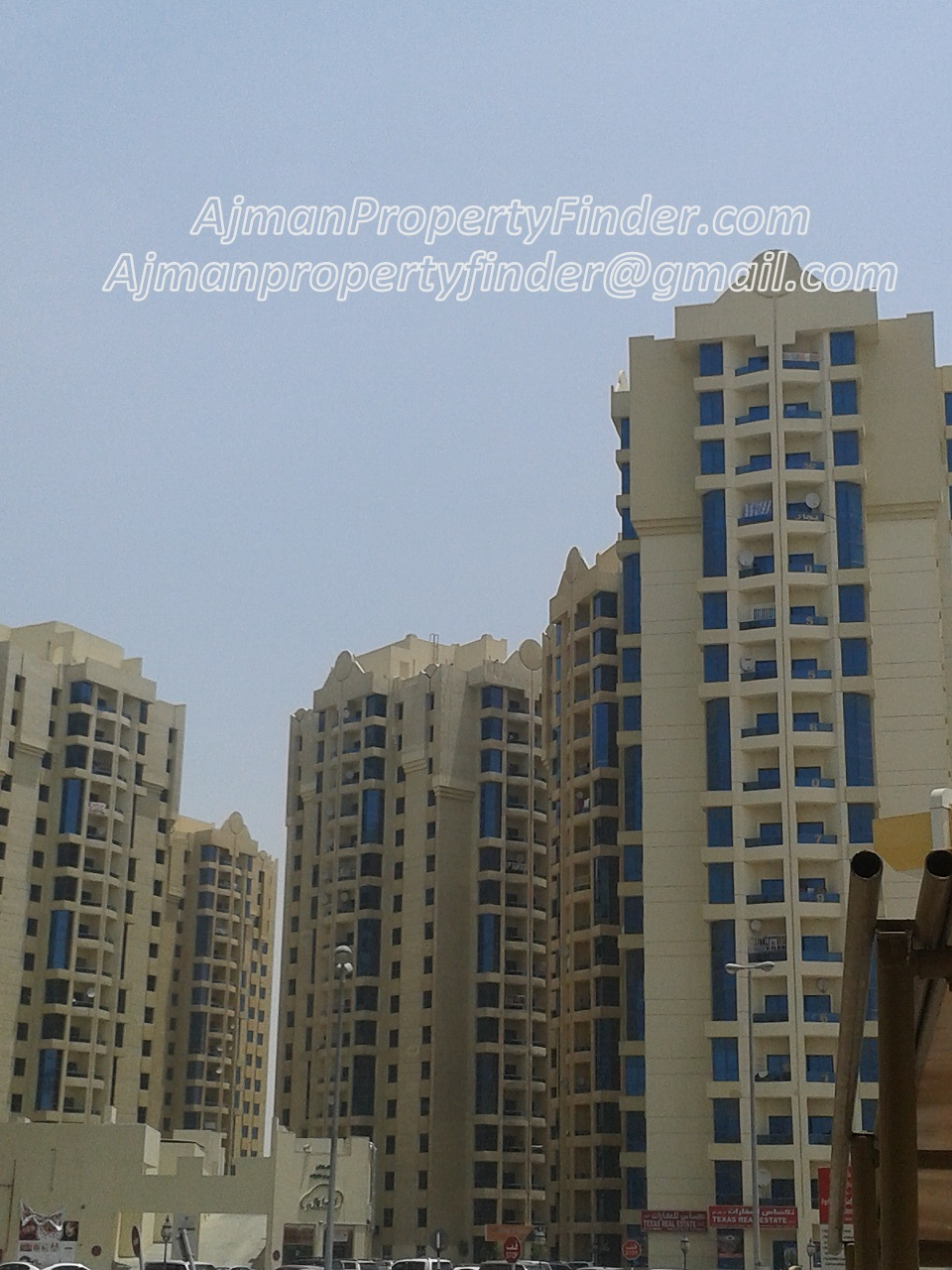 1 Bhk for Sale in Al Khor Towers Ajman | Freehold Property for Sale in Ajman