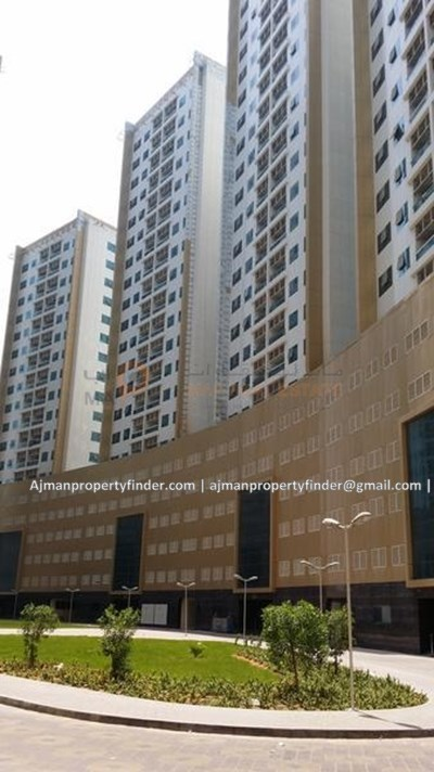 1 Bedroom apartment for Sale in Ajman Pearl Towers | Freehold Property for Sale in Ajman
