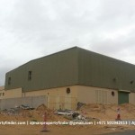 Warehouse with Labour Camp and Open Yard for Sale in Ajman