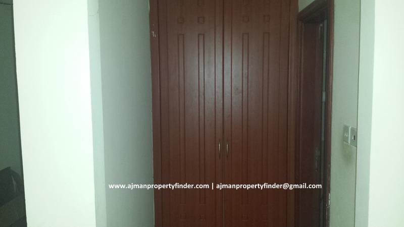 Big Studio flat with Parking For Rent in Horizon Tower Ajman