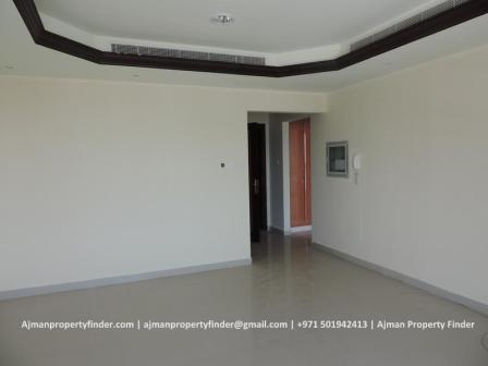 Corniche Tower 2 BhK For Rent | Free Chiller & City View