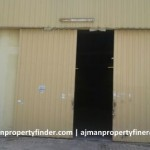 Small Warehouse for Rent in Al Jurf Area, Ajman | 1800-Sqft Commercial Space