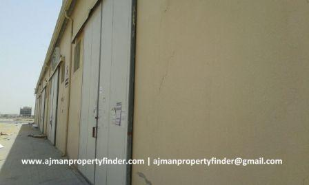 Warehouse for rent in Ajman
