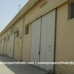 Storage Space for Rent in Ajman | 2400-sqft Warehouse in Al Jurf Industrial Area