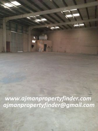 Big commercial warehouse for rent in Ajman(17)