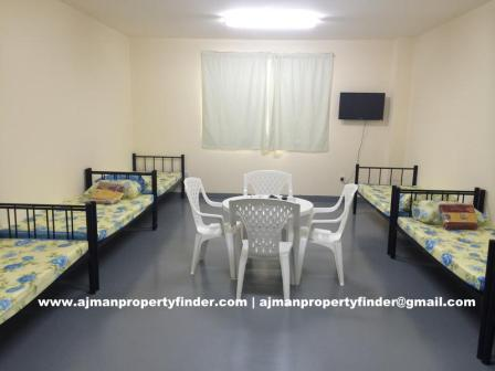 Labour Camp - staff accommodation for rent in ajman