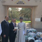 Ajman Tourism organises can collection campaign