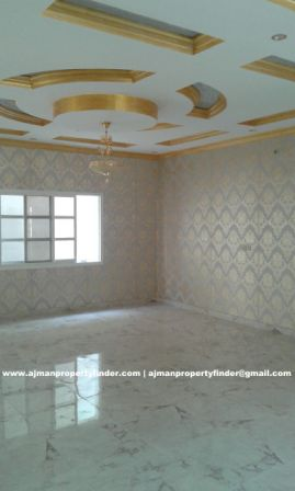 Freehold Property - Villa for Sale in Ajman