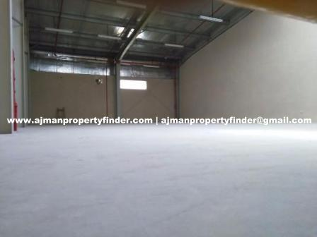 Warehouse for rent in Ajman Al Jurf 20