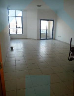 Hall view in 1 bhk in Al khor towers ajman