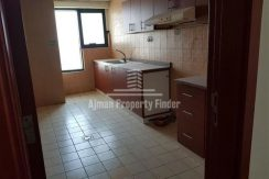 Kitchen overview rashidiyah towers ajman 2 bhk