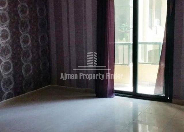 room view 2 - 2 bhk in rashidiyah tower ajman