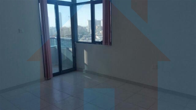 room view in 3 bhk - falcon towers ajman
