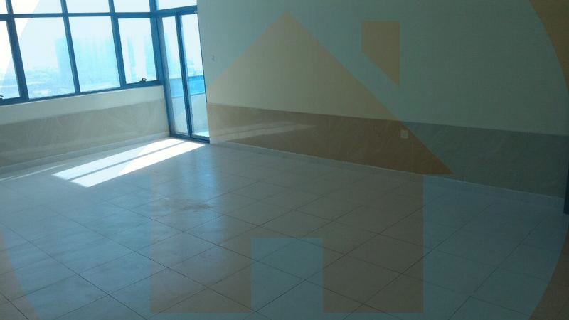 room view in 3 bhk in falcon tower