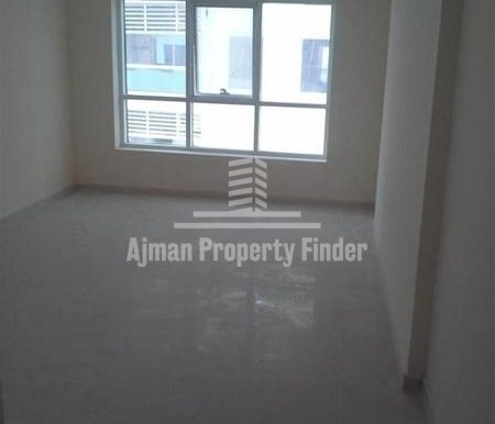 1 BHK flat in Ajman Pearl Towers - view from enterance