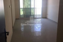 2 BHK flat in Ajman Pearl Towers - View from enterance
