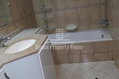 Bathroom - 1 bhk flat in horizon tower ajman