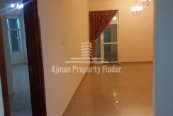 Room View 2 - 1 bhk flat in horizon tower ajman