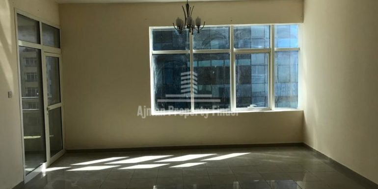 Room view 1 - 1bhk flat - Horizon Towers Ajman