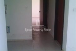 View from Common area in 2bhk in jasmine towers garden city ajman (3)