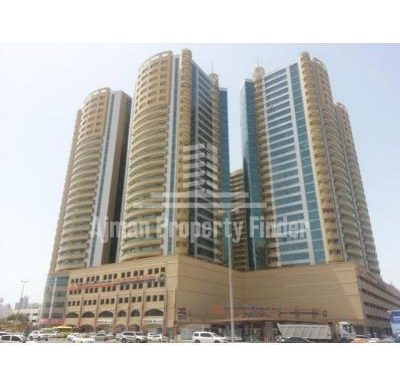 building View - Horizon Towers Ajman