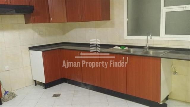 kitchen View - 1 bhk flat in horizon tower ajman