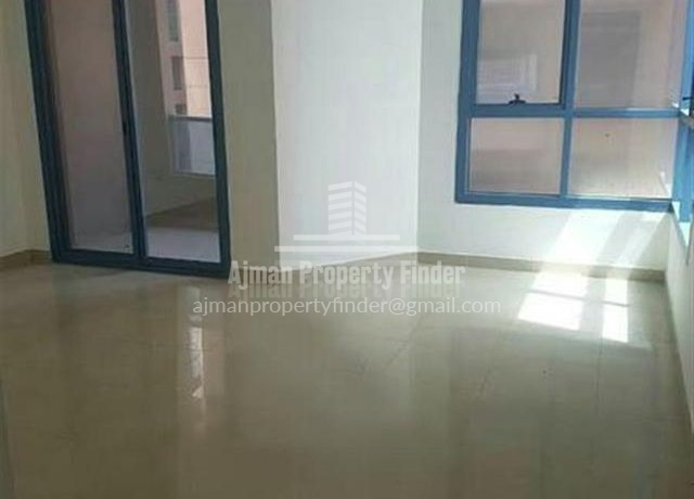 1 bhk Flat in Naumiyah Towers Ajman - Hall View 2
