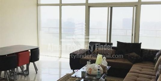 Flat for Sale in Horizon Towers Ajman | 2 Bedroom Hall in freehold Property for Sale