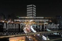 3bhk in horizon towers - city view from balcony